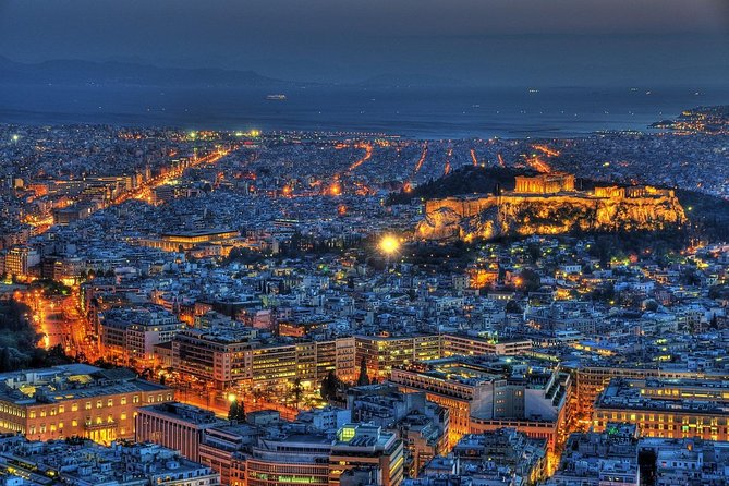 Athens city Full Day Private Tour