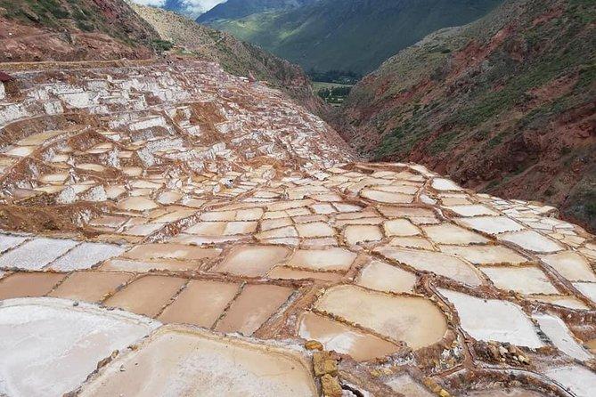 Private tour tour Maras & Moray half day in Cusco