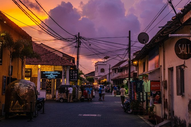 05 Days Sri Lanka Tour - Ceylon Highlights