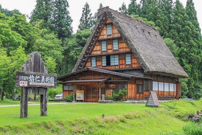 """Private Tour - A Tour to Visit UNESCO World Heritage Site """"Shirakawago""""!"""