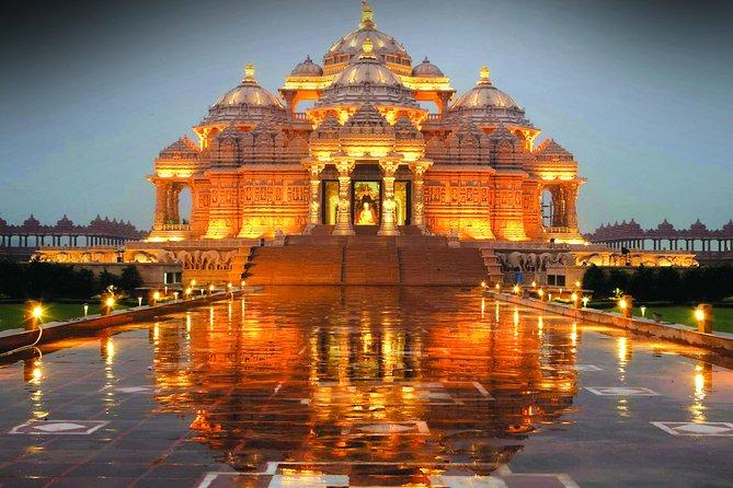 Spiritual sites of Hindu, Mushlim, Sikh & Christian