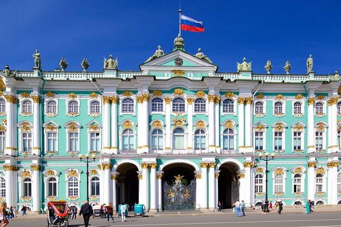 Private Shore Excursion: St. Petersburg Сity Tour + Peterhof & Catherine Palace