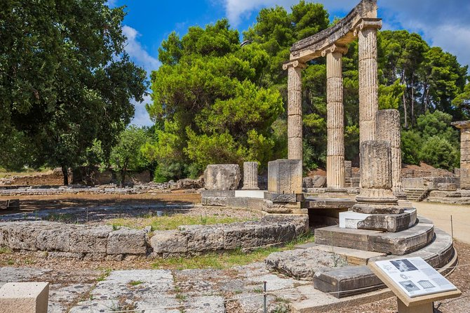 Ancient Olympia full day private tour from Athens