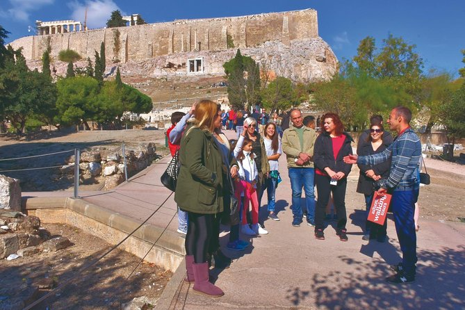 Athens Shore Excursion: Private Acropolis Walking Tour