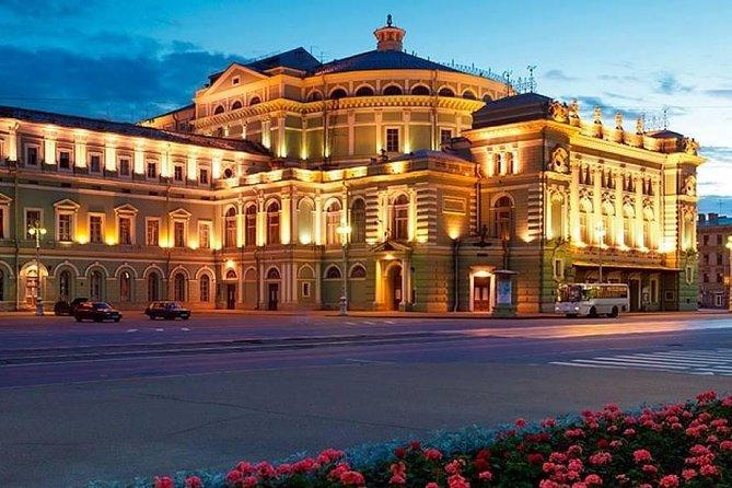 Mesmerizing Saint-Petersburg