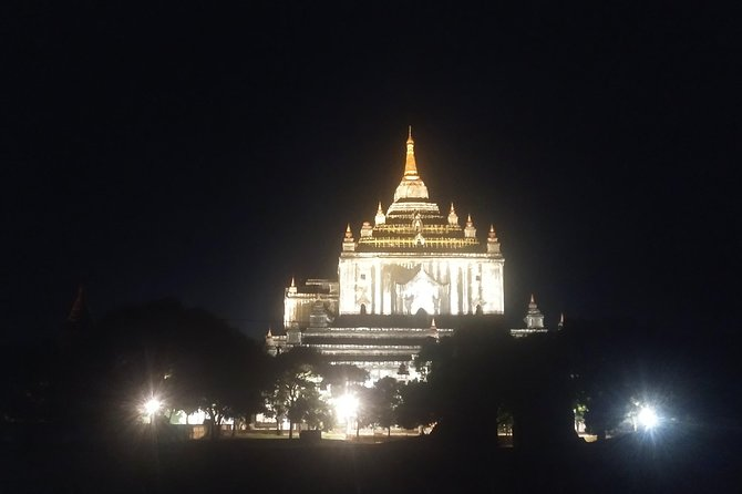 Night view of Bagan photo 3