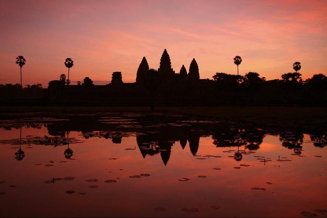 Angkor Sunrise Bike Tour - Inclusive Breakfast & Lunch