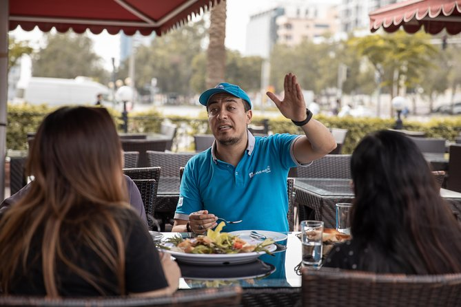 Dubai: Top Ethnic Eats Walking Tour