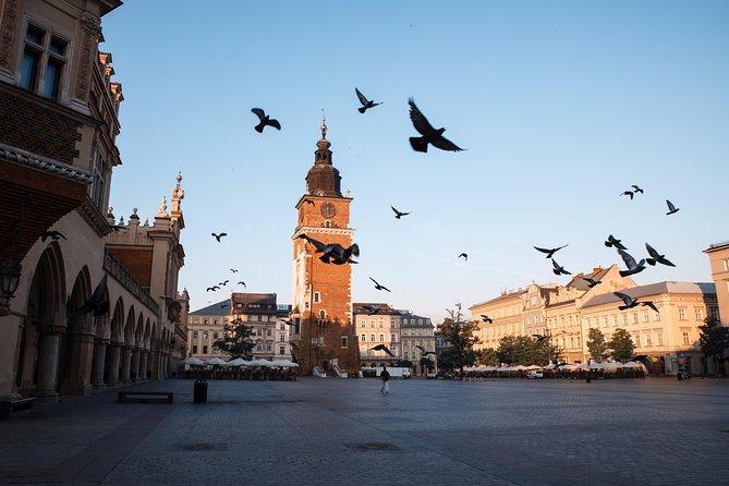 Krakow city tour by electric car