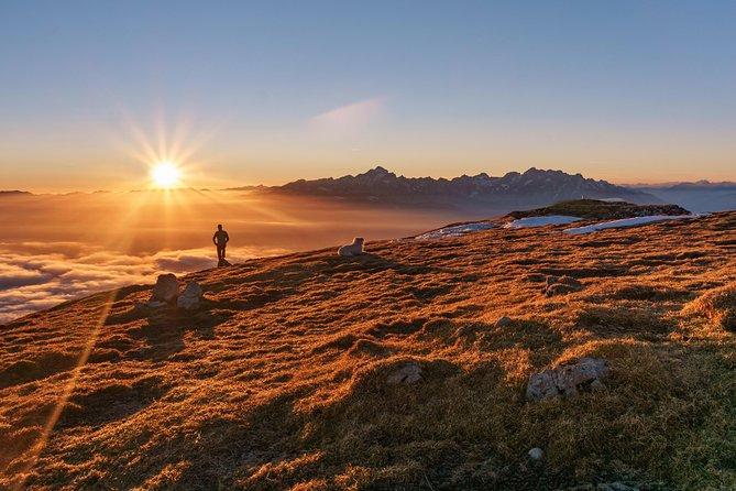Slovenian Alps - HUT TO HUT