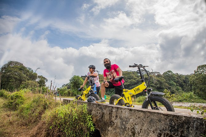 BLive Electric Bike Tours - Nature Trail Of Virajpete