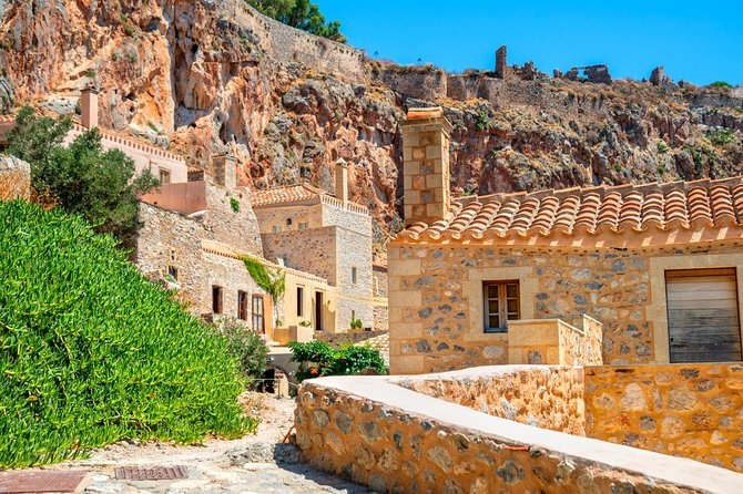 Monemvasia, the Peloponnese and the Mani Peninsula 3-Day Private Tour photo 12