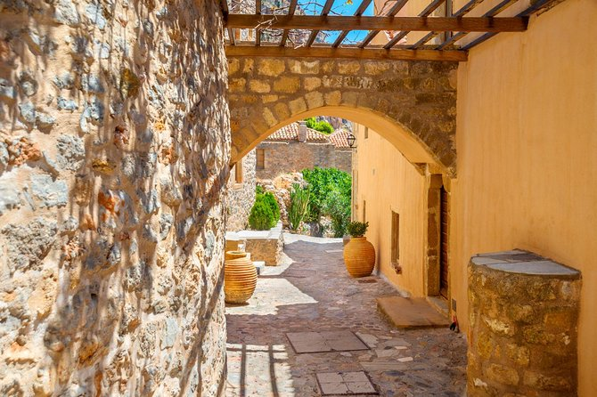 Monemvasia, the Peloponnese and the Mani Peninsula 3-Day Private Tour photo 42