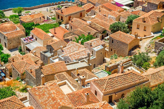 Monemvasia, the Peloponnese and the Mani Peninsula 3-Day Private Tour photo 19