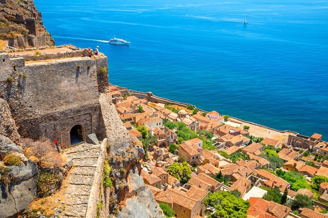 Monemvasia, the Peloponnese and the Mani Peninsula 3-Day Private Tour photo 1
