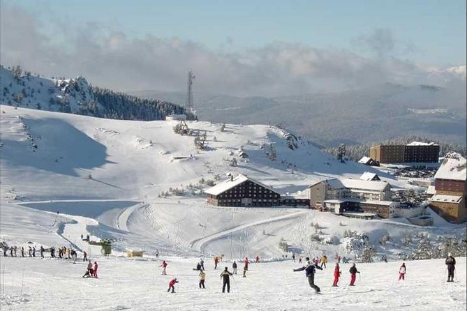 Bolu Kartalkaya Tour From Istanbul (SKI RESORT) Private VIP Minivan Best Quality photo 9