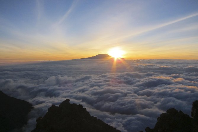 Kilimanjaro Climb Lemosho Route 8 days