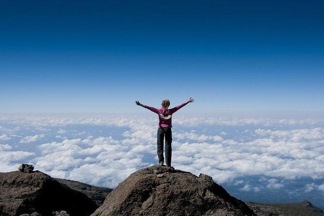 6 Days Mount Kilimanjaro Trek Marangu Route