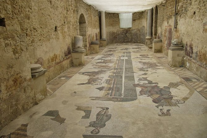 Mosaic tour 2