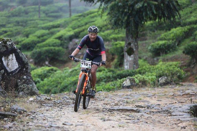 Kandy Mountain Bike Ride Through the Jungle to Cobbett's Gap
