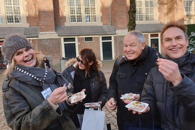 Cultural-culinary city tour, Amsterdam with heart, soul and the palate!