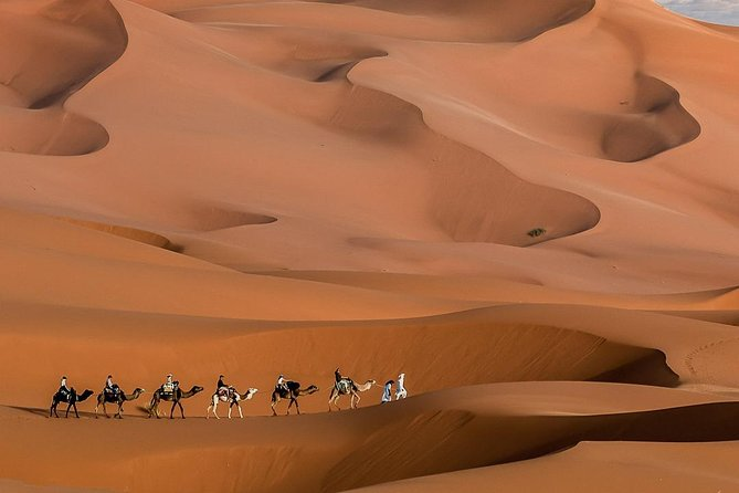 3 Day Marrakech to Fes desert Tour - Camel Trek photo 6
