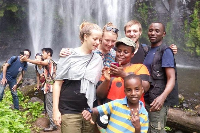 Materuni Waterfalls, Coffee & Cultural Tour Day trip photo 3