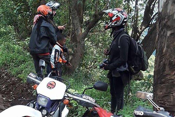 Motorbike Tour 360° Around The Base Of Mount Kilimanjaro & Chaggaland