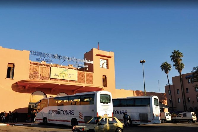 Marrakech - Essaouira Morocco Supratours Bus Tickets photo 3