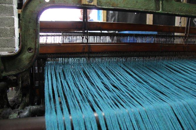 Harris Tweed Weavers Tour in Scottland