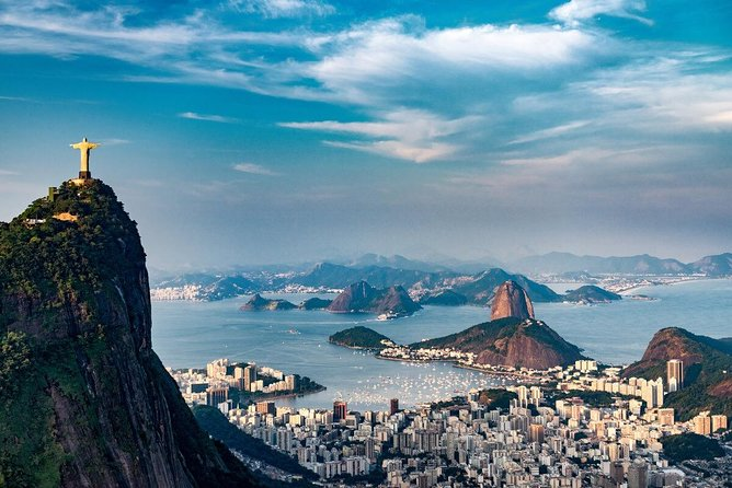 Rio's Full Day: Selarón Steps, Christ & Sugarloaf – Tickets & Lunch Included