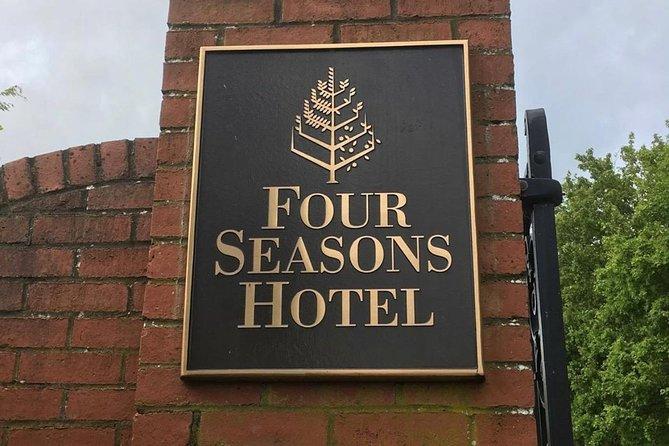 Private Vehicle Transportation Service to Four Season Hotel, Hampshire