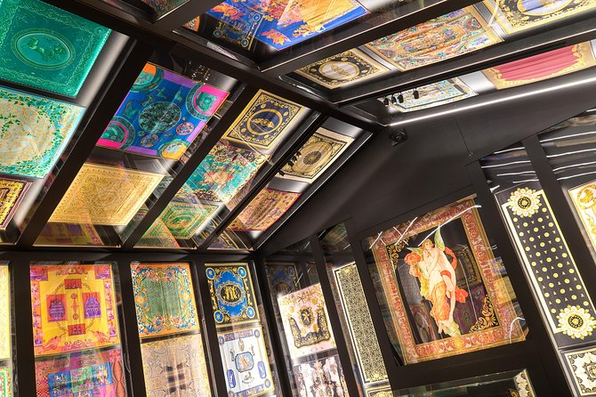 Daytour to: Gianni Versace Retrospective & Abecita Museum of Modern Art photo 8