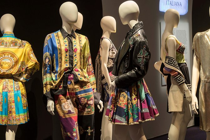 Daytour to: Gianni Versace Retrospective & Abecita Museum of Modern Art photo 5