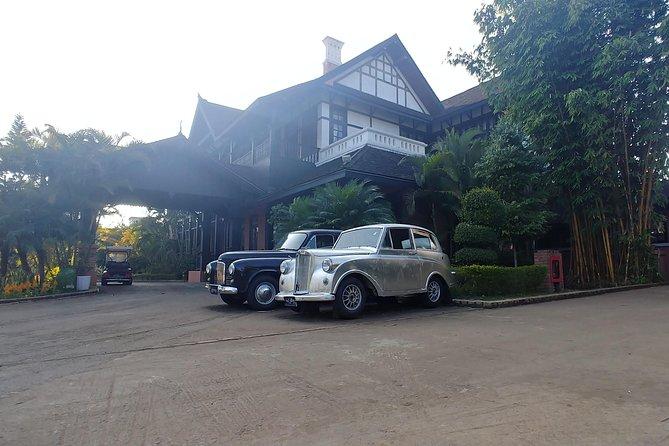Private Pyin Oo Lwin Day Return Tour