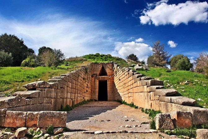 Mycenae half day private tour from Athens