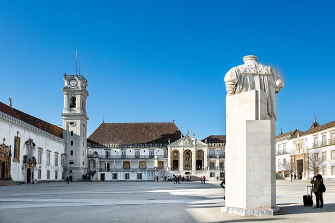 Coimbra's Historical Highlights Tour