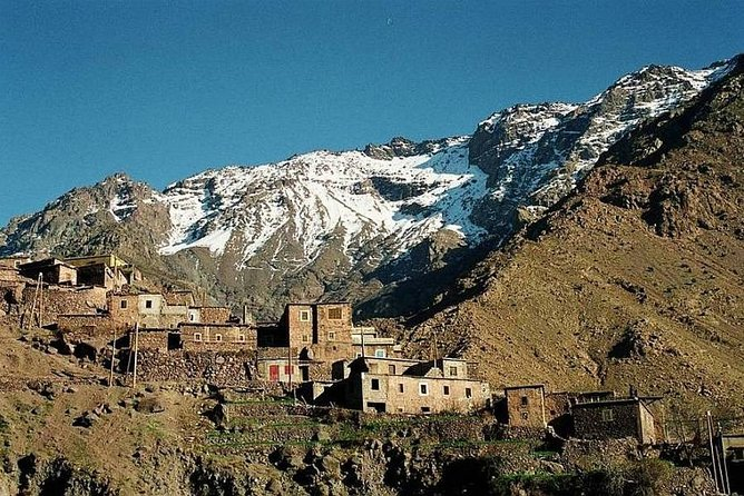 Imlil Day Trip with Berbers: Private Excursion from Marrakech