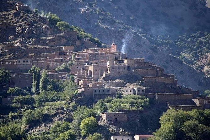High Atlas Special Day Tour In Mountains (Morocco)