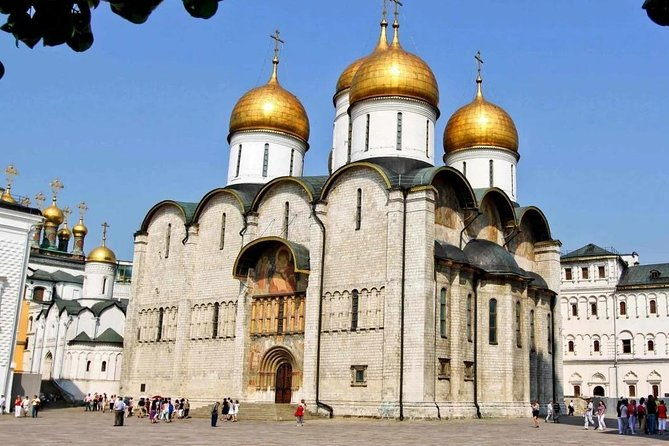 Private Shore Excursion: Highlights of Moscow in 1 Day from St. Petersburg