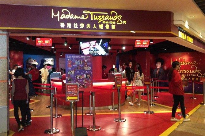 Madame Tussauds Pass in Hong Kong
