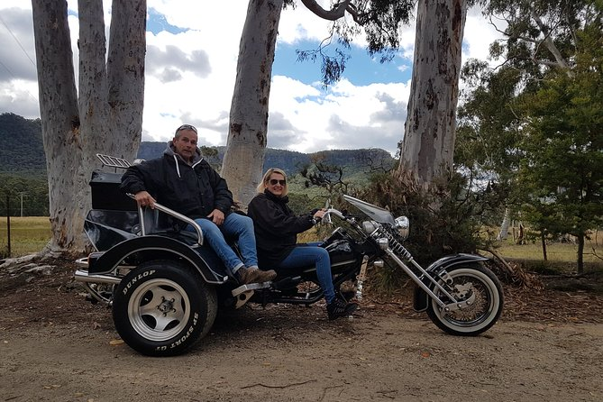 Blue Mountains 1-Hour Trike Tour of Three Sisters