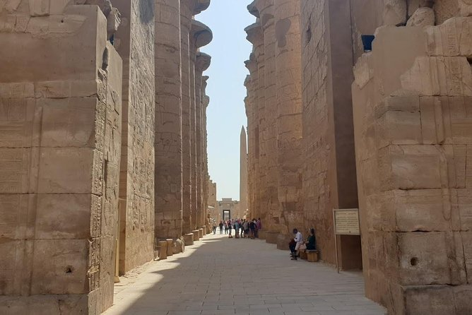 Individual excursion to Luxor & the Valley of the Kings Egypt