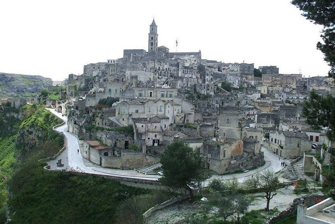 Private transfer from Ravello to Matera or reverse