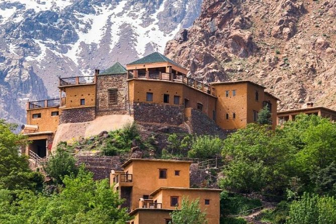 private excursion to high atlas mountain & three Vallys from Marrakech photo 1