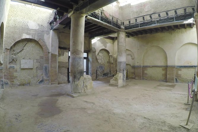 Private Pompeii and Herculaneum from NAPLES photo 37
