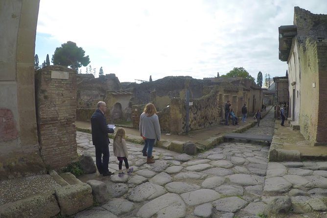 Private Pompeii and Herculaneum from NAPLES photo 38