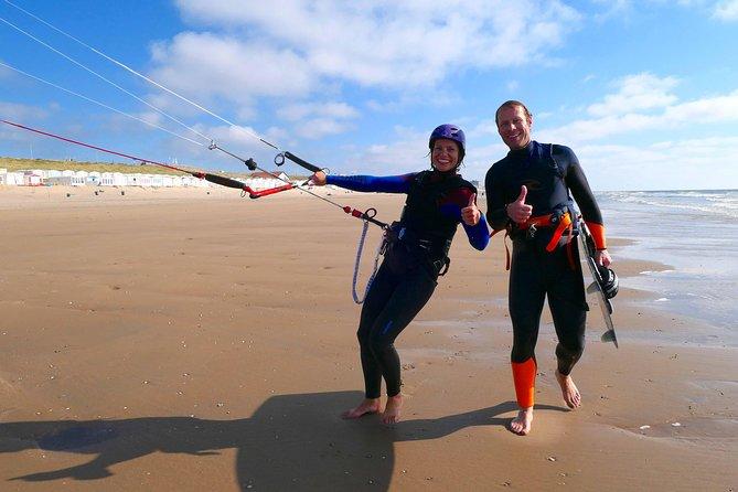 Kitesurf Lessons, Coaching & Rental in Holland, Zandvoort (children & adults)