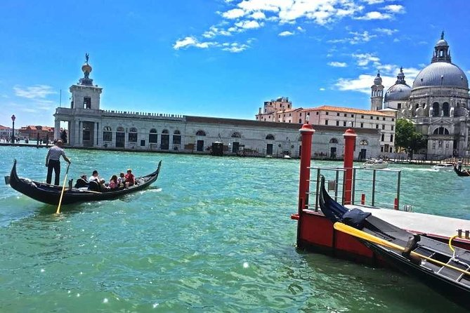 VENICE SKIP THE LINE: Venetian Waterways|Grand Canal by Gondola With Commentary!