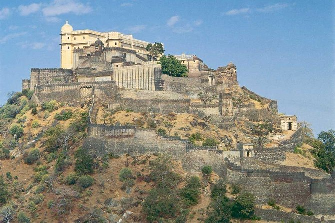 Kumbhalgarh Sightseeing Day Tour By Private Car